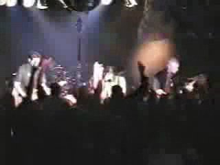 Evanescence  Self Esteem The Offspring Cover Live New Years Eve 2002 RockEvanescence pt